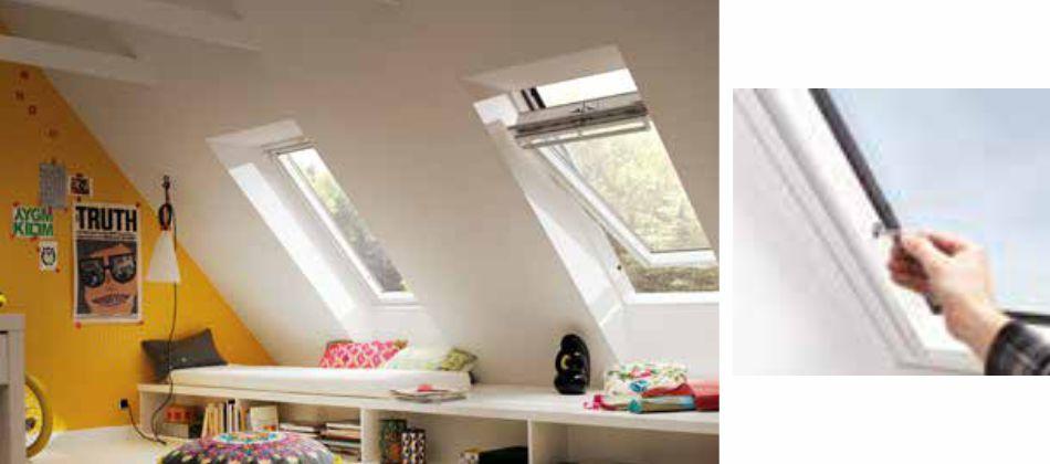 velux roof window. Black Bedroom Furniture Sets. Home Design Ideas